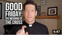 Good Friday - The Meaning of the Cross.j