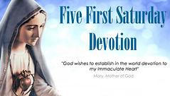 First Five Saturday Devotion.jpg