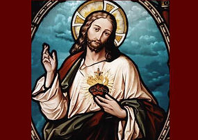 Devotion to the Sacred Heart for Familie