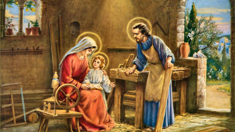 Learning Holiness at the School of Nazareth