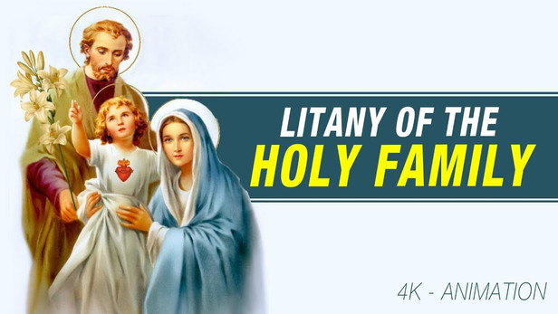 Litany of the Holy Family