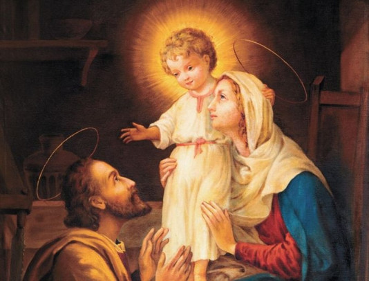 Month of the Holy Family
