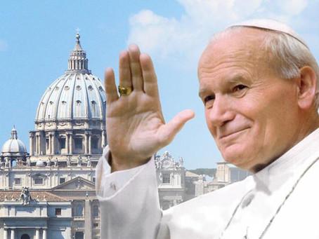 Let's Celebrate Pope Saint John Paul II!