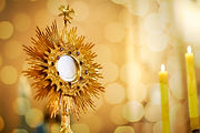 How to do Eucharistic Adoration with kid