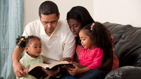 Nurturing Silent Prayer Time with Children