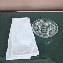 Lavabo Dish & Towel