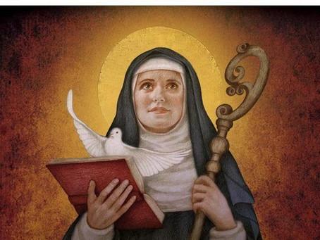 Saint Scholastica - February 10
