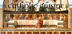 January Catholic Cuisine
