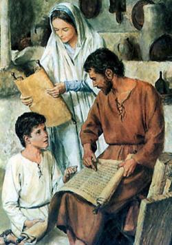 Jesus' family helped shape who he became