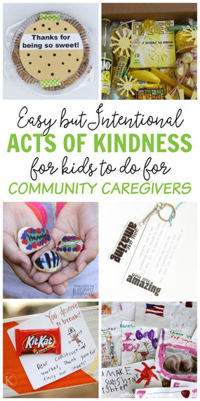 9 Easy but Intentional Acts of Kindness