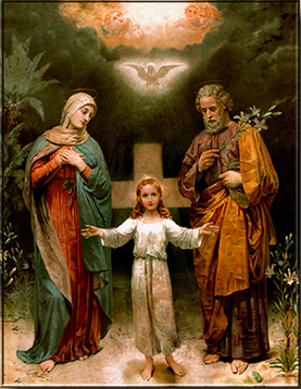 Prayers to the Holy Family