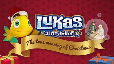 Lukas and the True Meaning of Christmas.
