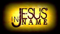 Spiritual Weapons: The Name of Jesus