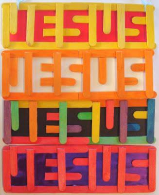 3D Jesus Craft