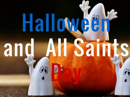 Halloween & All Saints Day