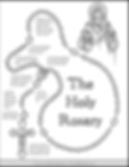 How to Pray the Rosary colouring pages.j