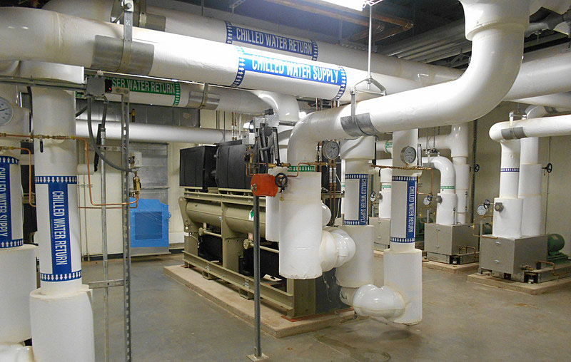 Central Utility Plant Renovation