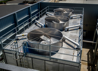 Fall PM: Cooling Tower Maintenance & Chiller Tube Cleaning
