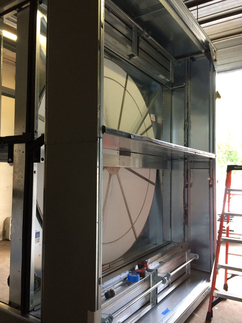 AHU Replacement Project