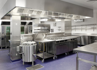Make-Up Air System Project for Vocational School Culinary Arts Lab