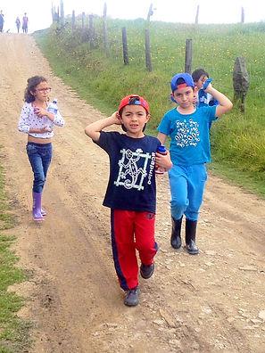 Salidas pedagógicas | Colegio Nómade