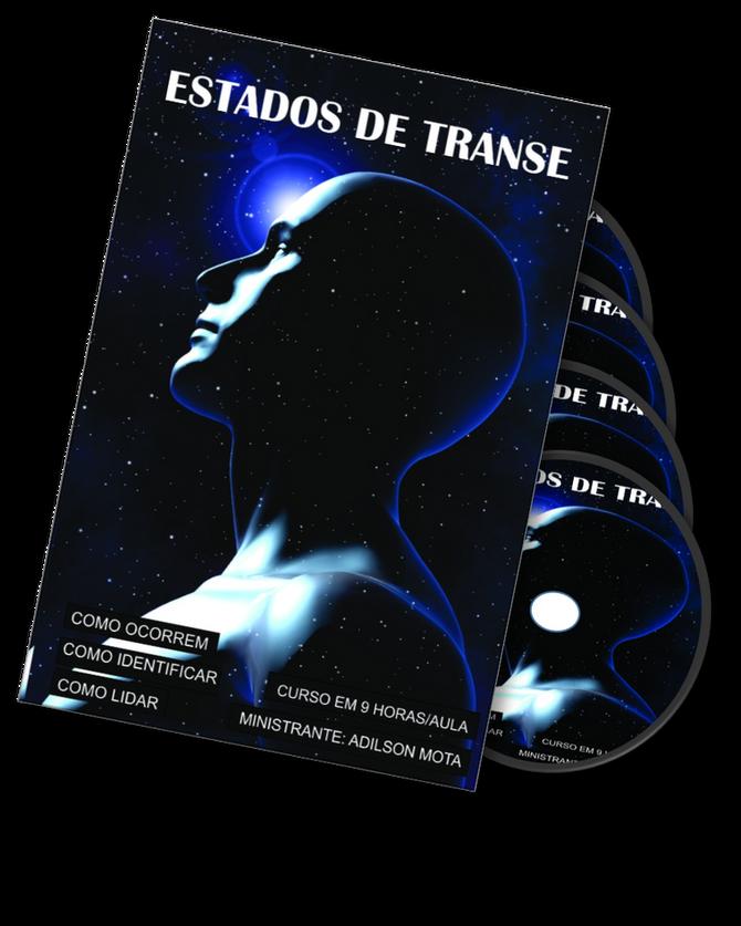 """Adquira já o curso """"Estados de Transe"""" ministrado por Adilson Mota"""