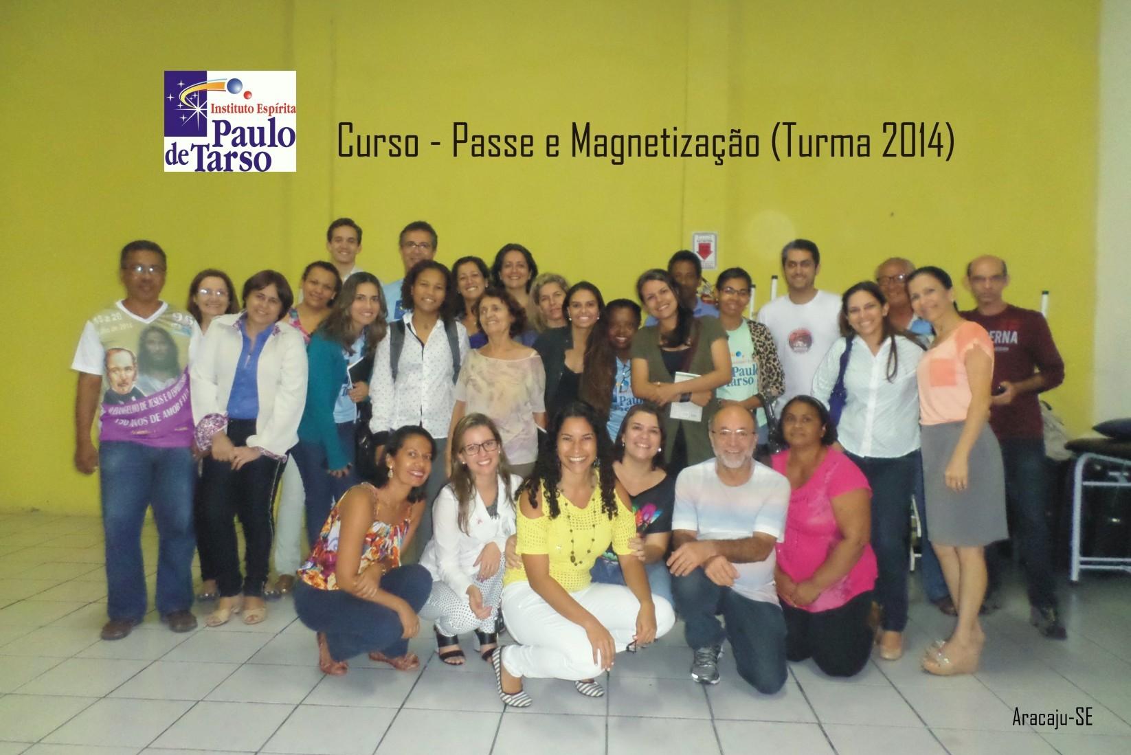 CURSO DE MAGNETISMO 2014
