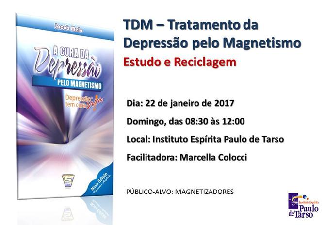 RECICLAGEM SOBRE TRATAMENTO DA DEPRESSÃO PELO MAGNETISMO