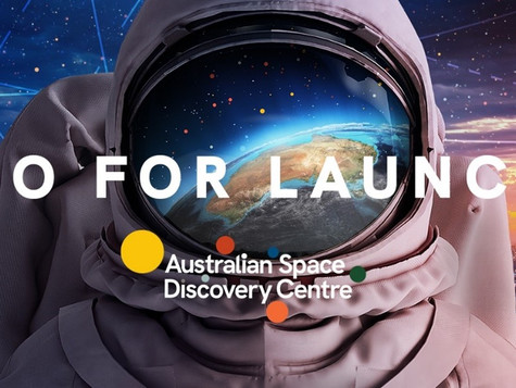 The Australian Space Discovery Centre has landed in the heart of Adelaide
