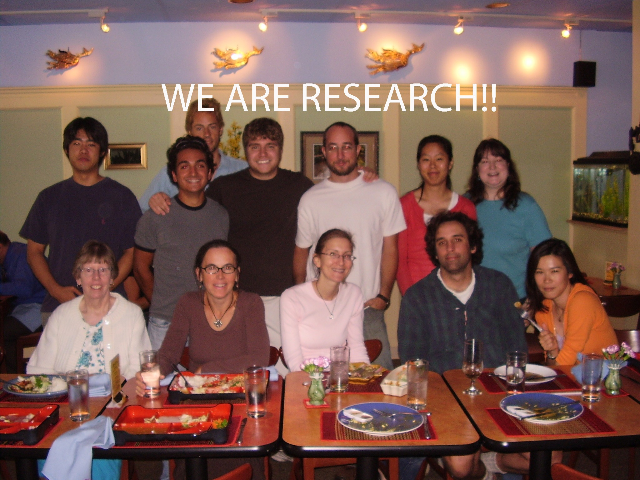 Griffith Lab 2007