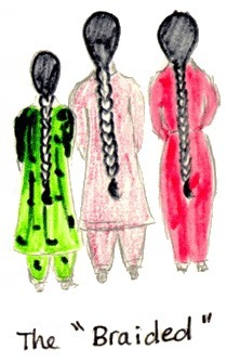 """The Braided"" by Magali Pla"
