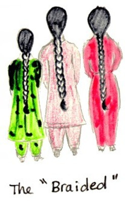"""""""The Braided"""" by Magali Pla"""