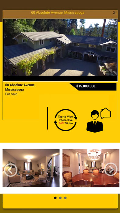 Real Estate photography, videography, drone, feature sheet, 360 video and marketing service for Toronto and GTA.