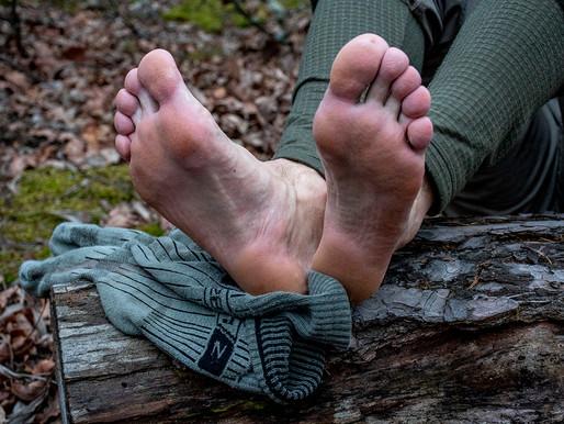 Як доглядати за ногами