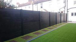 No maintenance fencing