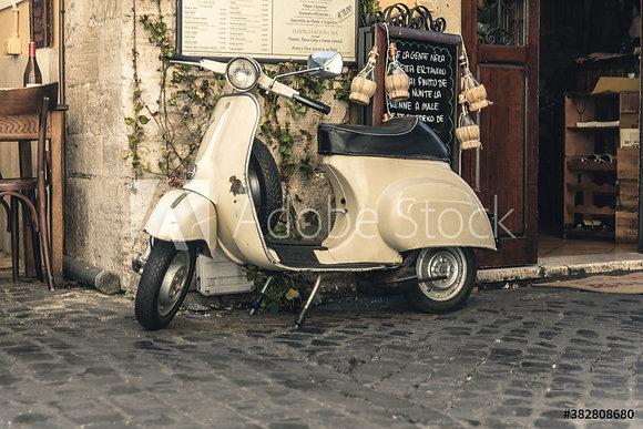Classic Vespa