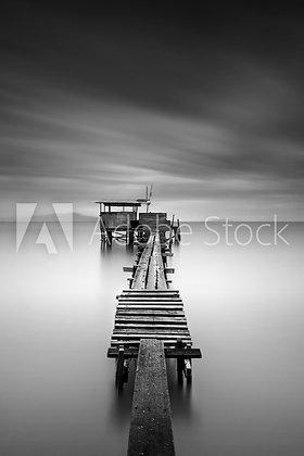 Houten Pier