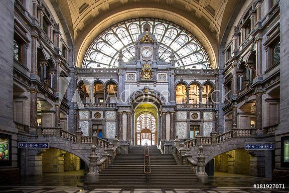 Station - Antwerpen