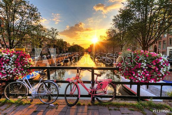 Sunrise - Amsterdam