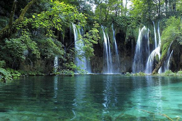 Waterval Kroatië