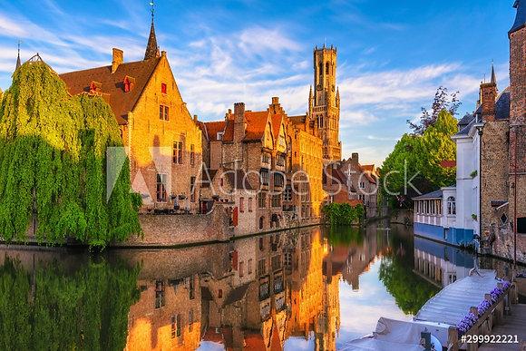 Historisch centrum - Brugge