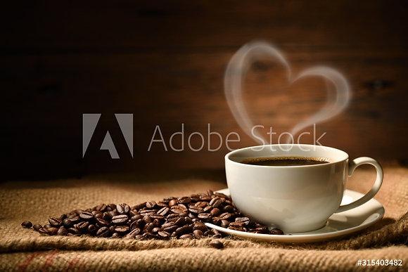 Een hart voor koffie