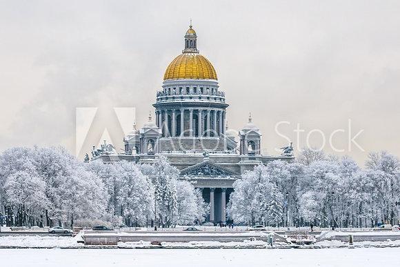 St-Icaas kathedraal - St-Petersburg