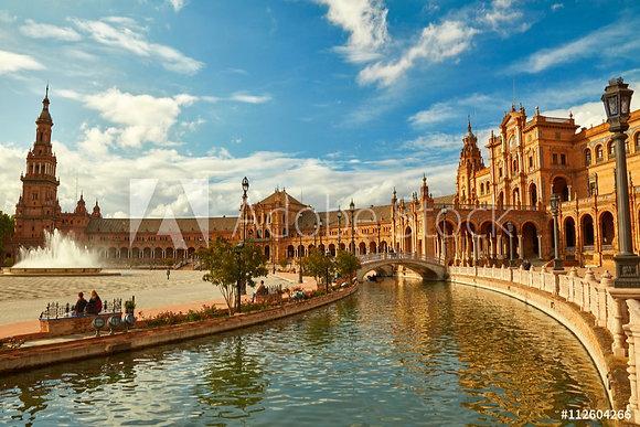 Plaza de Espana - Sevilla