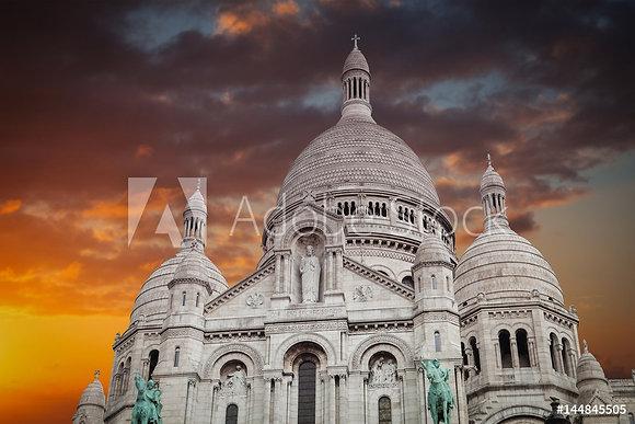 Sacre Coeur - Parijs