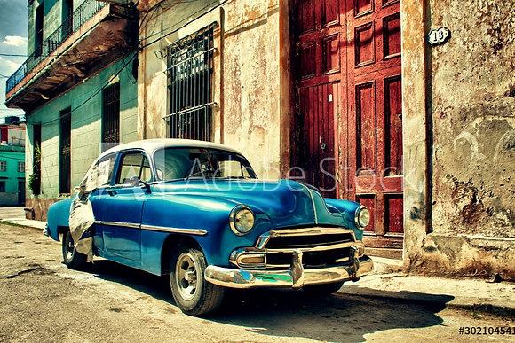 Old Car of Havana