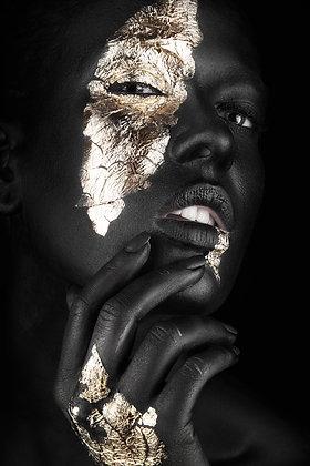 Golden Face 1