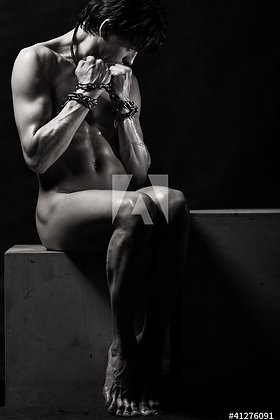Chained Athlete