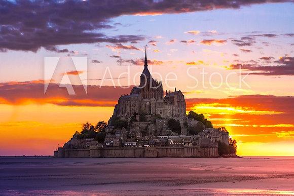 Mont Saint-Michel - Frankrijk