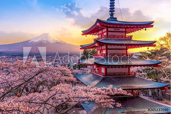 Padoga - Japan